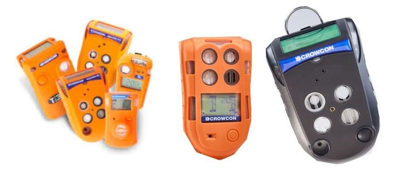 Portable Gas Monitors | Fixed Gas Detectors & Gas Detection