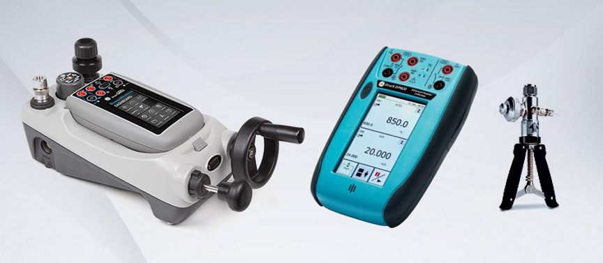 Portable Pressure Calibrators UAE | Pressure Indicators - Gulf Incon